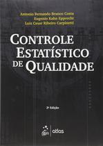 Livro - Controle Estatístico De Qualidade -