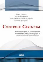 Livro - Controle gerencial -