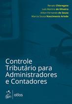 Livro - Controle Tributário Para Administradores E Contadores -