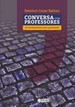 Livro - Conversa com professores -