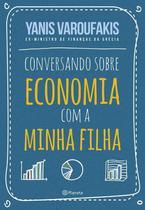 Livro - Conversando sobre economia com a minha filha -