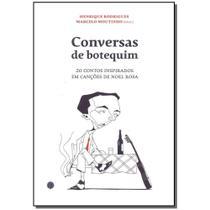 Livro - Conversas De Botequim - Morula editora