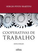 Livro - Cooperativas De Trabalho -