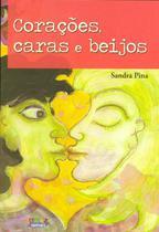 Livro - Corações, caras e beijos -