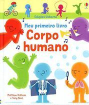 Livro - Corpo humano: meu primeiro livro -