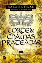 Livro - Corte de chamas prateadas (Vol. 4 Corte de espinhos e rosas) – Edição de colecionador -