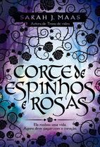 Livro - Corte de espinhos e rosas (Vol. 1) -