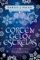 Livro - Corte de Gelo e Estrelas -