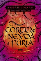 Livro - Corte de névoa e fúria (Vol. 2 Corte de espinhos e rosas) -