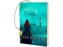 Livro Cortesã Por Uma Noite Lisa Kleypas - com Brinde