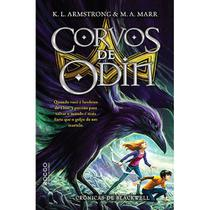 Livro - Corvos de Odin -