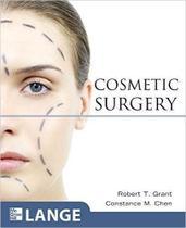 Livro Cosmetic Surgery - Mcgraw Hill Education