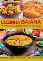 Livro - Cozinha baiana -