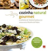 Livro - Cozinha natural gourmet -