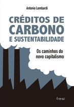 Livro - Crédito de carbono e sustentabilidade – Introdução aos novos caminhos do capitalismo -