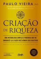 Livro - CRIAÇÃO DE RIQUEZA -