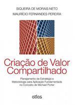 Livro - Criação De Valor Compartilhado -