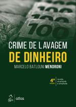 Livro - Crime de Lavagem de Dinheiro -