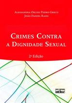 Livro - Crimes Contra A Dignidade Sexual -