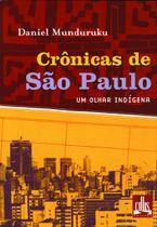 Livro - Crônicas de São Paulo -