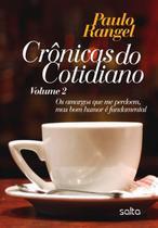 Livro - Crônicas do cotidiano - volume 02 -