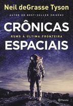 Livro - Crônicas espaciais - Rumo à última fronteira