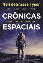 Livro - Crônicas espaciais -