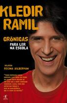 Livro - Crônicas para ler na escola - Kledir Ramil -