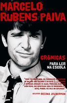 Livro - Crônicas para ler na escola - Marcelo Rubens Paiva -