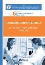 Livro - Cuidado Farmacêutico aos Pacientes com Distúrbios Menores -