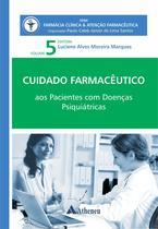 Livro - Cuidado Farmacêutico Pacientes com Doenças Psiquiátricas -