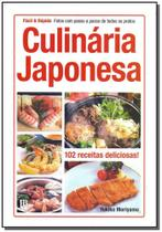 Livro - Culinaria Japonesa - Facil E Rapida - Jbc