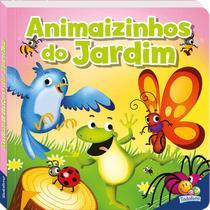 Livro - Curiosidade animal! Animaizinhos do jardim -