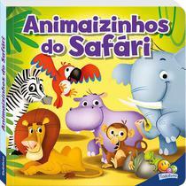 Livro - Curiosidade animal! Animaizinhos do Safari -