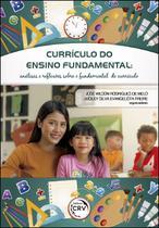 Livro - Currículo do ensino fundamental -