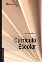 Livro - Currículo escolar -