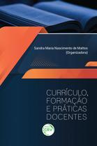 Livro - Currículo, formação e práticas docentes -