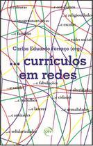 Livro - ... Currículos em redes -