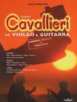 Livro - Curso Cavallieri de Violão e Guitarra -