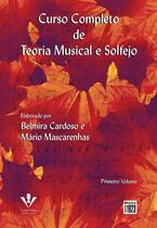 Livro - Curso completo de teoria musical e solfejo - Primeiro volume -