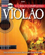 Livro - Curso completo violão - Editora Escala