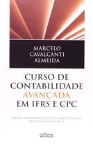 Livro - Curso De Contabilidade Avançada Em Ifrs E Cpc -