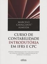 Livro - Curso De Contabilidade Introdutória Em Ifrs E Cpc -