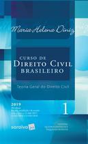 Livro - Curso de Direito Civil brasileiro : Teoria geral do direito civil - 36ª edição de 2019 -