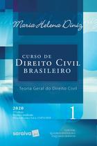 Livro - Curso de Direito Civil Brasileiro - Vol. 1 - 37ª Edição 2020 -