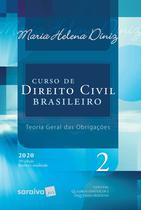 Livro - Curso de Direito Civil Brasileiro - Vol. 2 - 35ª Edição 2020 -