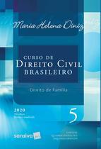 Livro - Curso de Direito Civil Brasileiro - Vol. 5 - 34ª Edição 2020 -