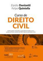 Livro - Curso de Direito Civil -