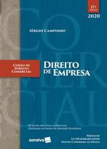 Livro - Curso de Direito Comercial - Direito de Empresa -