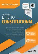 Livro - Curso de Direito Constitucional - 4ª Ed. 2020 -